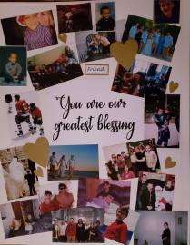 greatest blessing collage