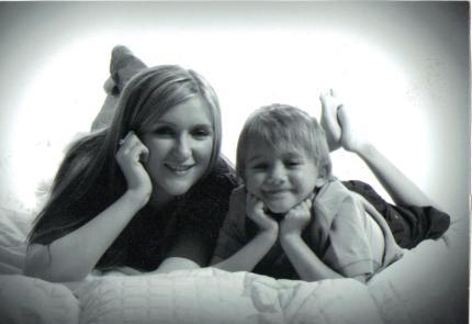 Mom and B 2008