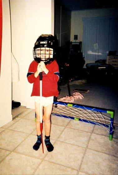 B hockey