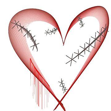 scrared heart